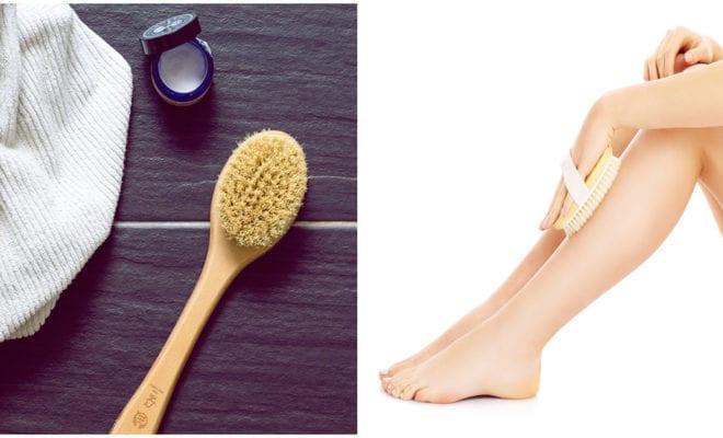 Los beneficios de cepillarte en seco y cómo hacerlo bien