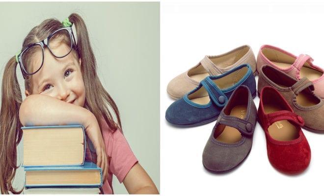 Cómo elegir el mejor calzado escolar para tu pequeña