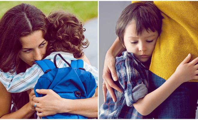 Cómo lidiar con una ruptura amorosa cuando ya tienes hijos