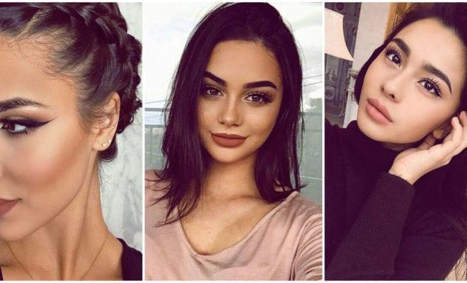 3 trucos de maquillaje para que tu cara se vea más delgada