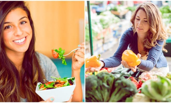 Verduras cocidas o crudas: ¿qué es mejor?