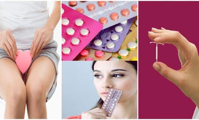 Desventajas de algunos métodos anticonceptivos