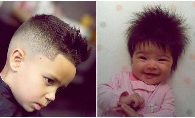 Cómo cortarle el cabello a tu bebé y no morir en el intento