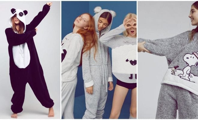 Pijamas para las teens, ¡amarás todos los diseños!