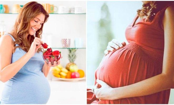 Cómo se alimenta el bebé dentro del vientre de mamá