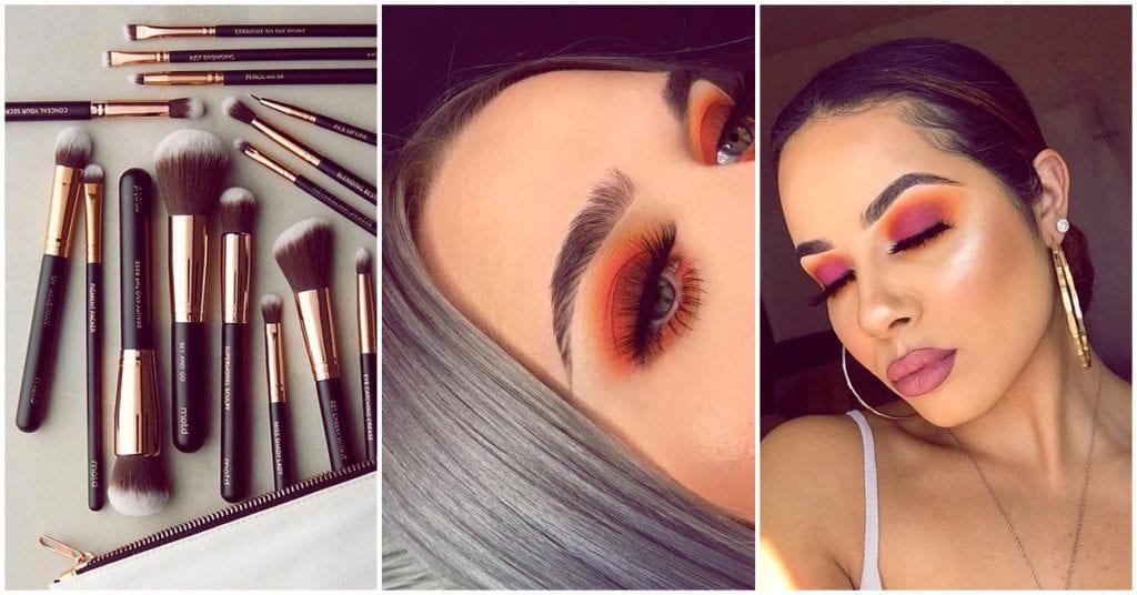Así es como tienes que cuidar tus brochas de makeup