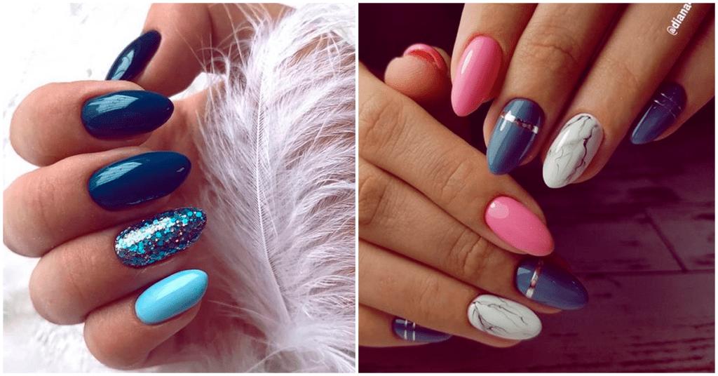 Diseños perfectos para tus uñas si tienen forma de almendra