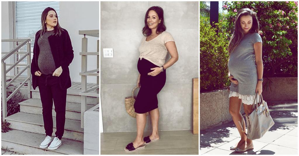Qué zapatos usar y cuáles no durante el embarazo