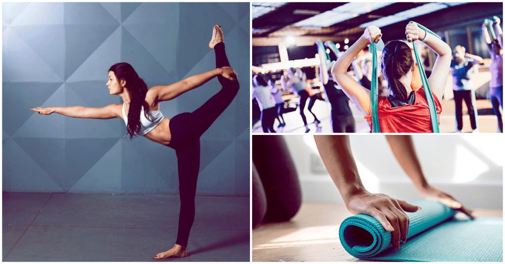 Yogalates, el mejor ejercicio para marcar tu figura