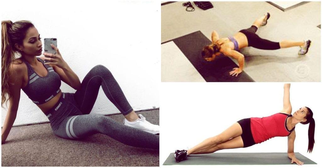 Fortalece tu cuerpo con la rutina total body