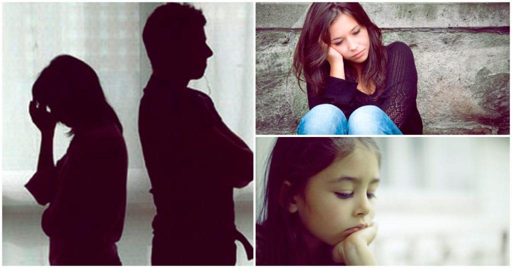 Así es cómo el abandono de los padres en la niñez afecta la vida amorosa