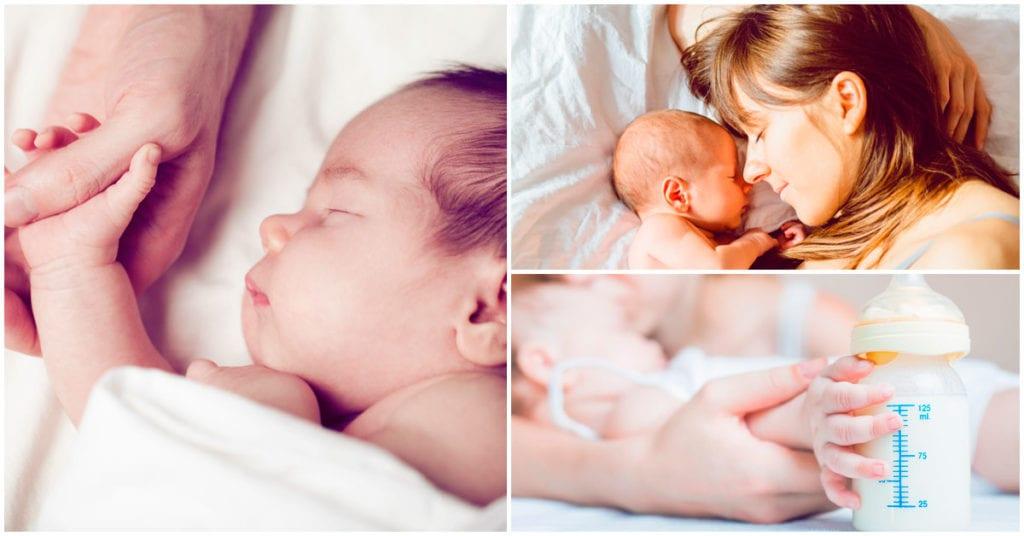 Cómo mejorar la calidad de la leche materna