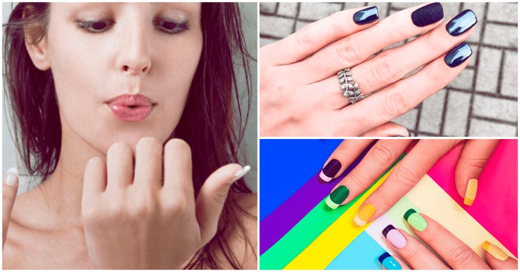 Gelish o acrílico para tus uñas: ¿qué es mejor?