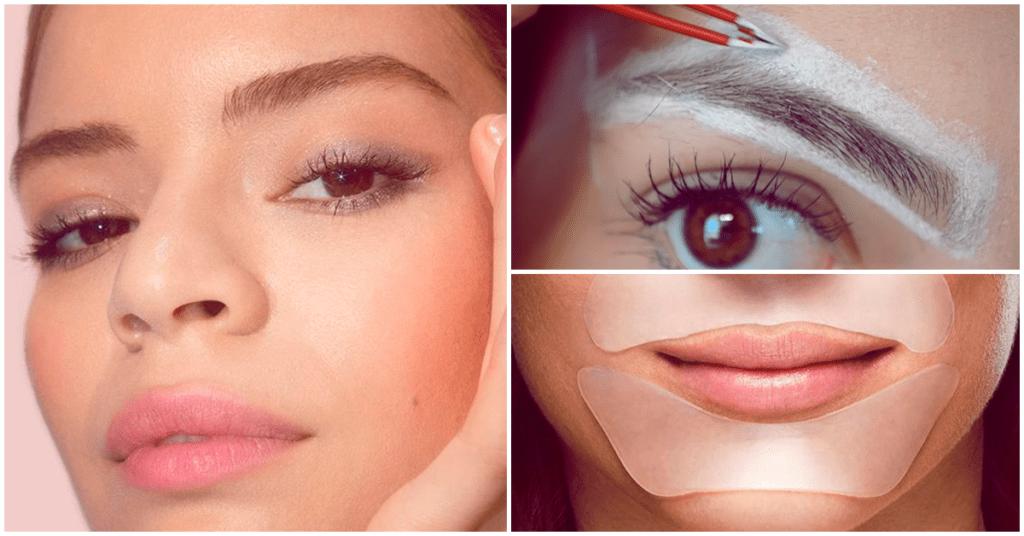 Cómo depilar la ceja y el bigote en casa sin dolor