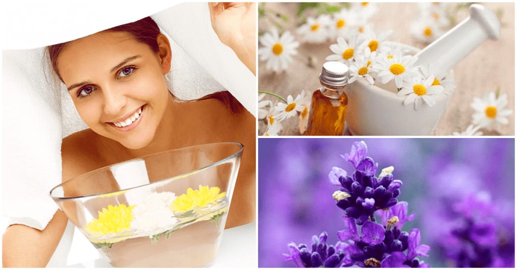 Vapores que te ayudan a cuidar la piel de tu rostro