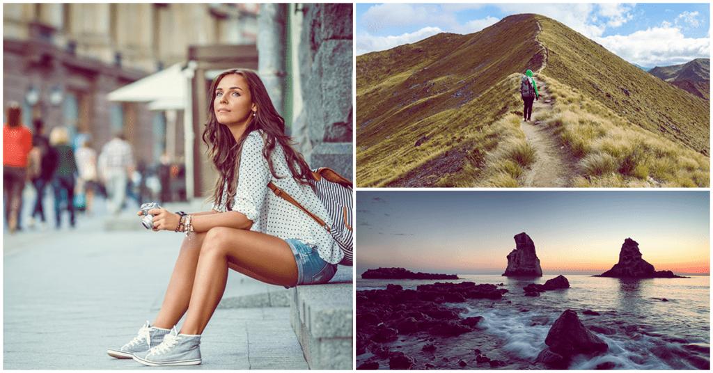 6 viajes que toda mujer soltera debe hacer