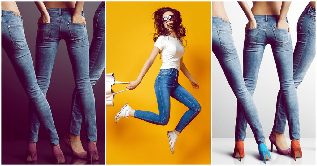 Errores que toda chica skinny debe evitar al usar pantalones