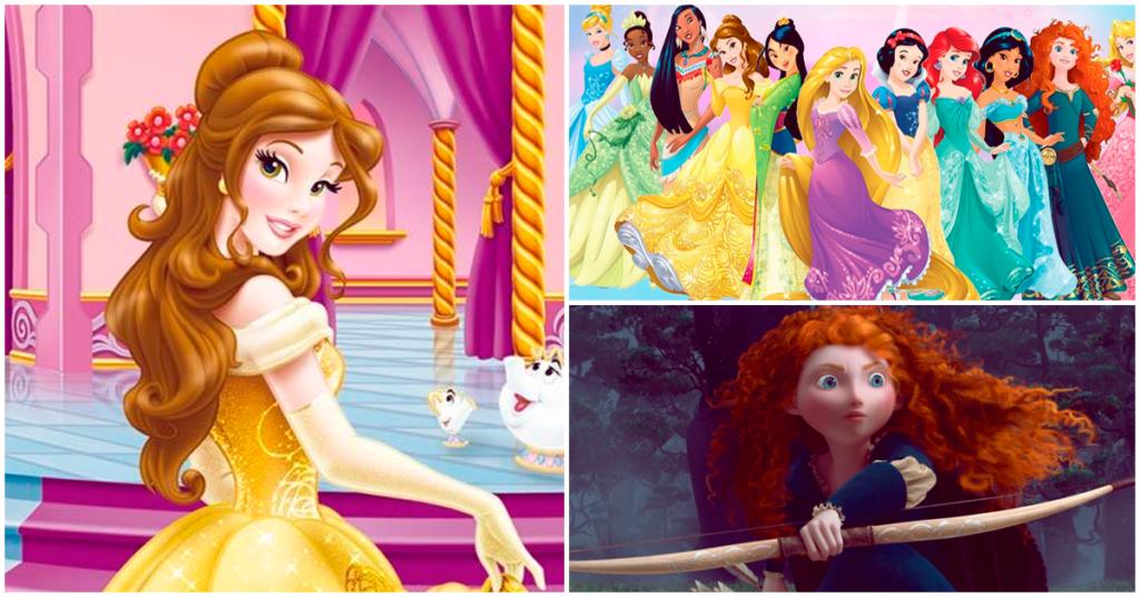 Esta es la princesa a la que te pareces de acuerdo al zodiaco