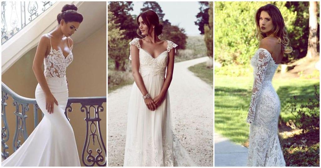 Estas son las razones por las que tu vestido de novia puede verse barato