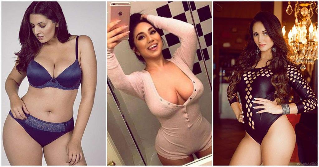Lencería sexy para chicas curvy: qué sí y qué no