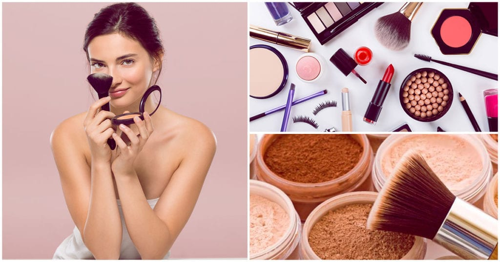 Esta es la diferencia entre el maquillaje orgánico y el normal