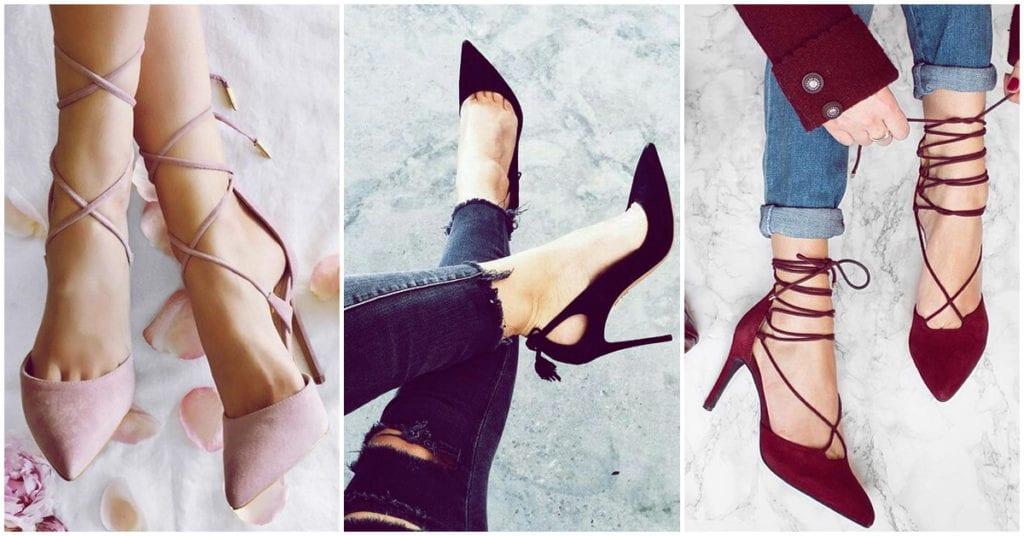 Cosas que debes considerar al comprar zapatos de tacón