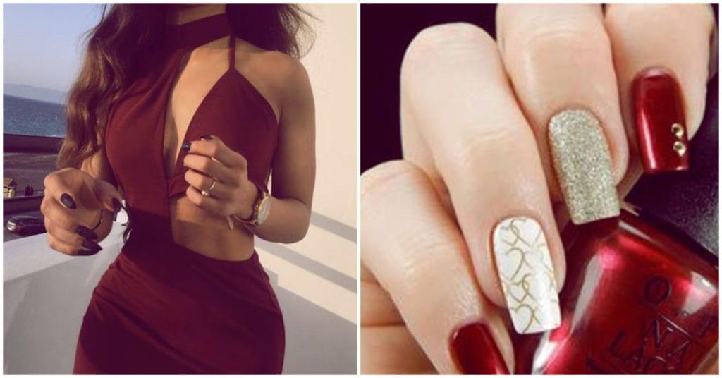 Pinta así tus uñas para lucir sexy