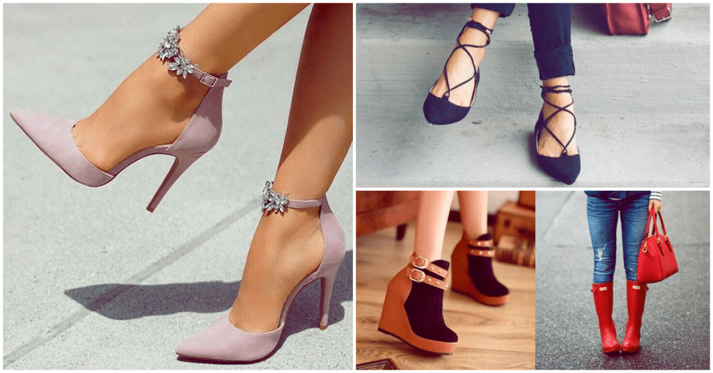 Zapatos básicos en el armario de toda fashionista