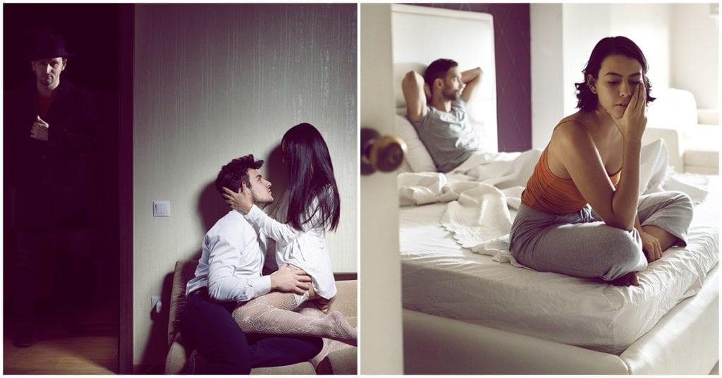 Esto es lo que significa soñar que tu novio se fue con otra
