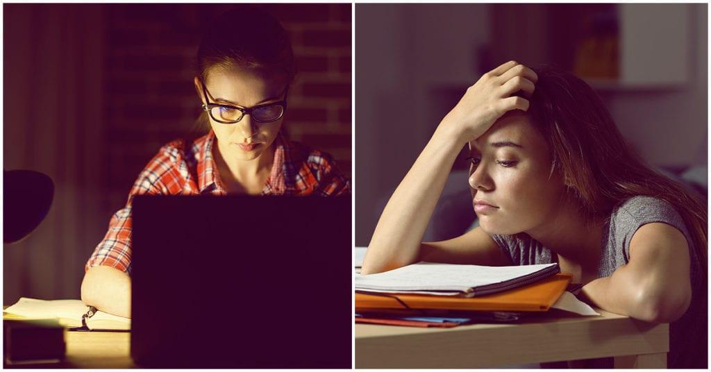 ¿Sabías que trabajar de noche aumenta en las mujeres el riesgo de padecer cáncer?