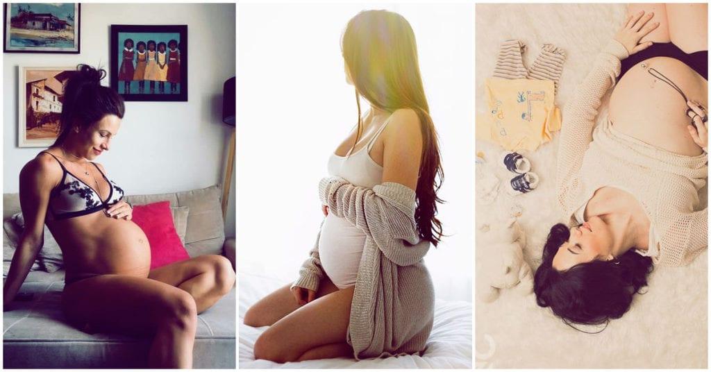 Cuidados que toda embarazada querrá para la piel de su pancita
