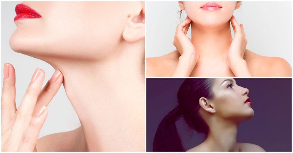 Cuidados que debes tener para evitar arrugas en el cuello