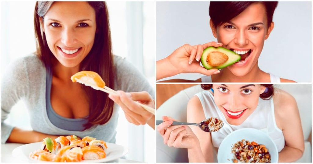 Estos alimentos engordan, pero no debes dejar de comerlos
