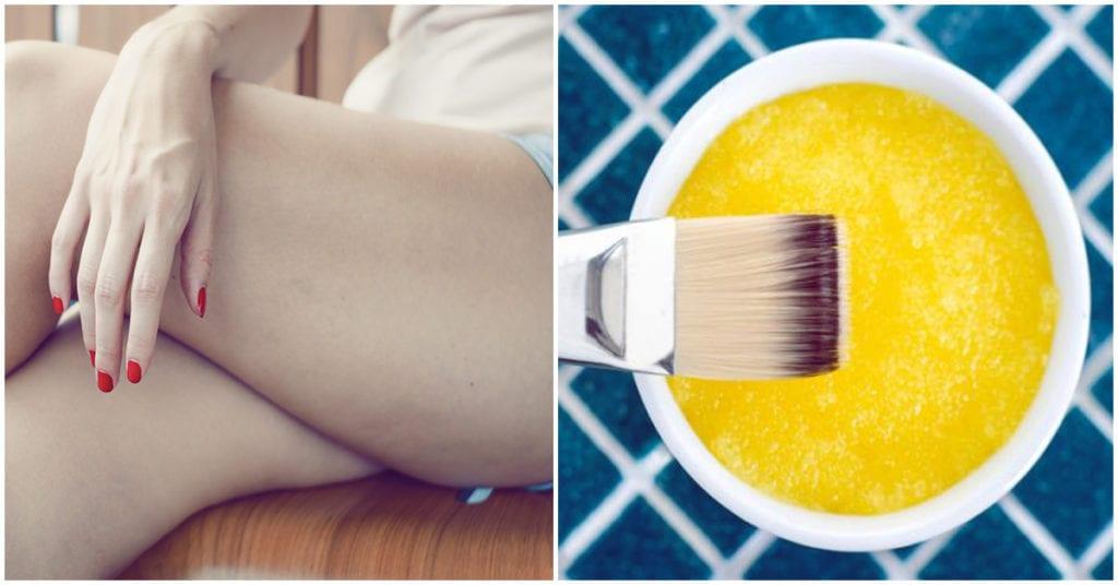 Haz tu propia crema para depilar sin gastar mucho dinero