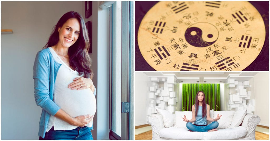 El feng shui te ayuda a aumentar tu fertilidad