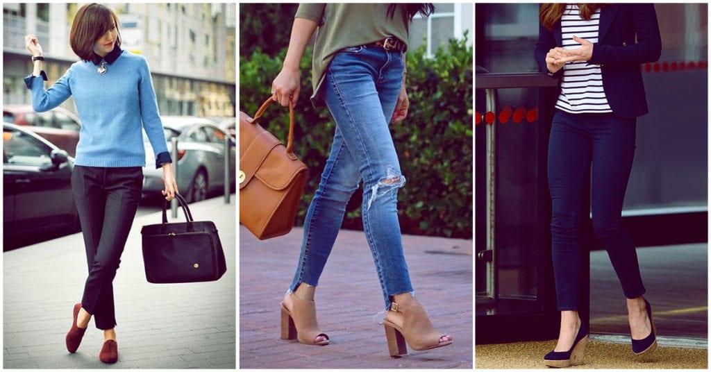 Los mejores zapatos si tienes 40 o más