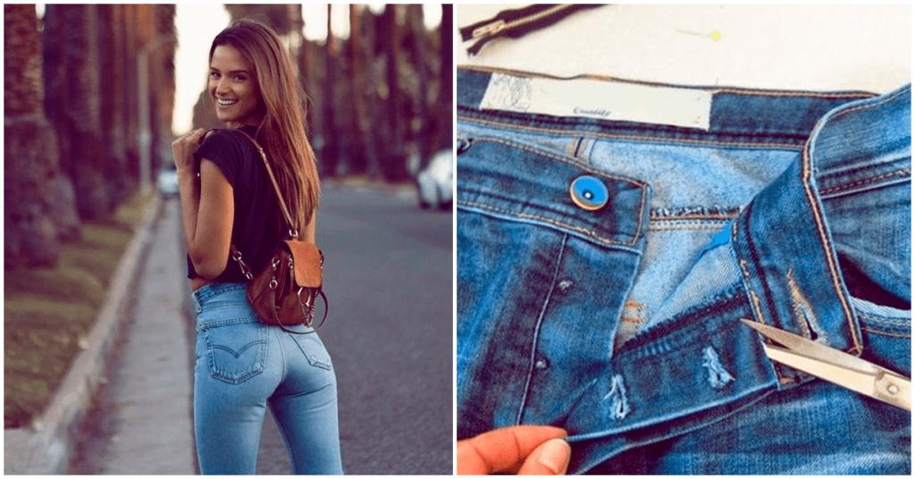 DIY: aprende a arreglar tus jeans favoritos