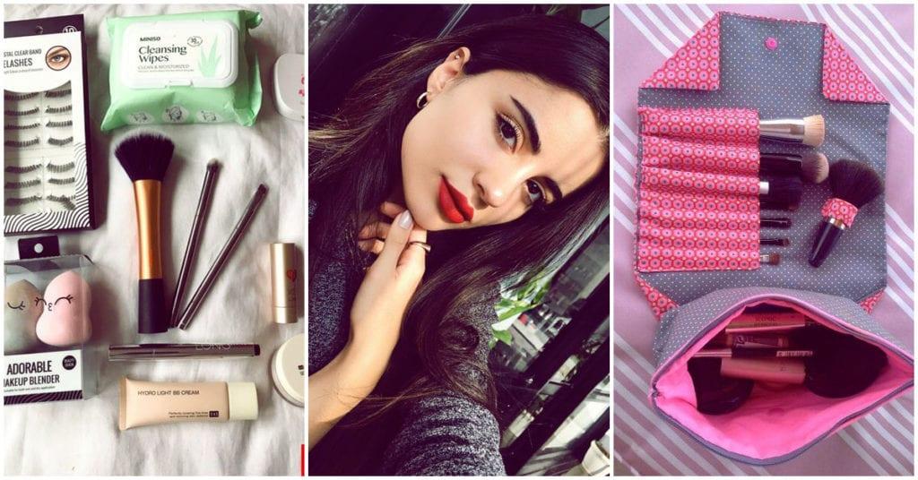 Aprende a hacer tu propia cosmetiquera