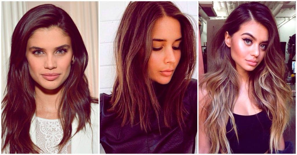 Esto es lo que dice de ti la línea de tu cabello