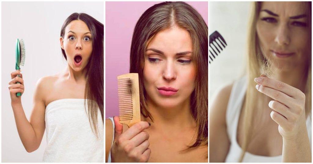 S.O.S.: mi cabello se cae por montones, ¿qué hago?