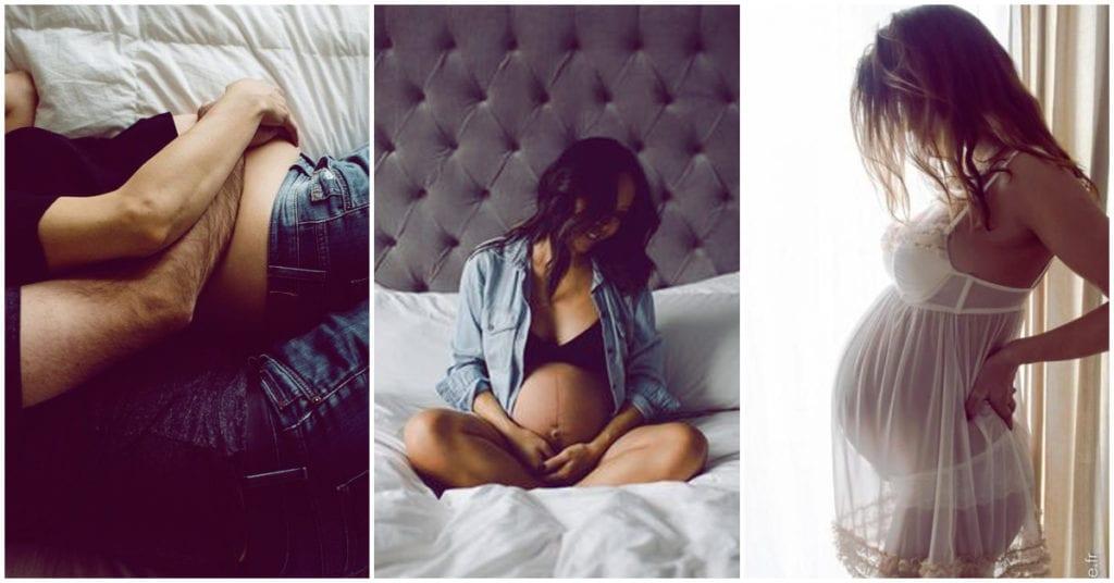 Posiciones para quedar embarazada rápidamente