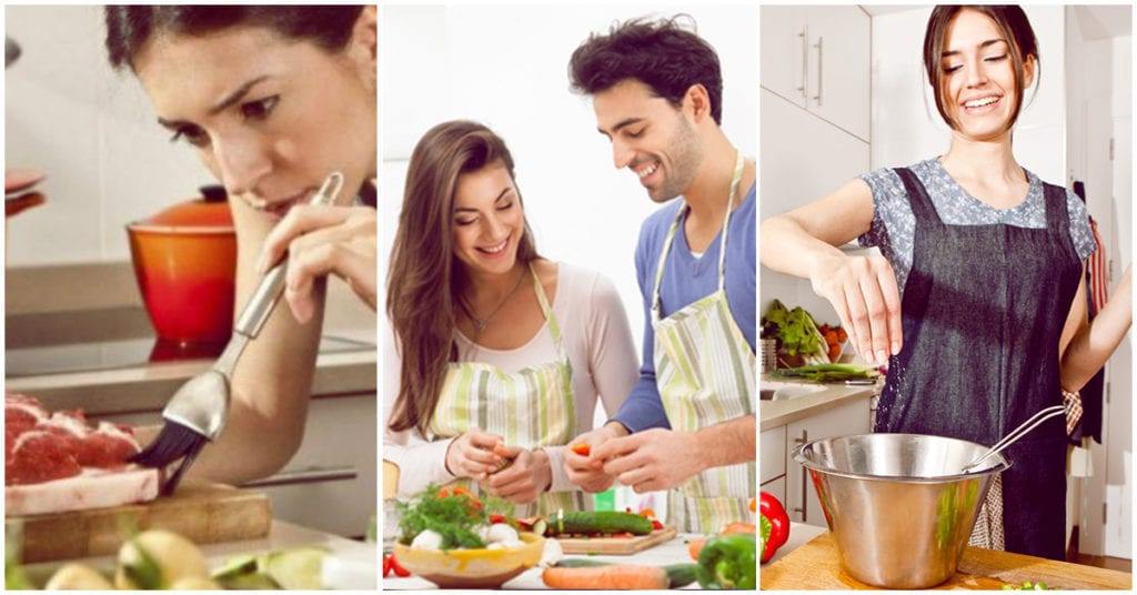 Errores que todas hemos cometido al cocinar; ¿te han pasado?