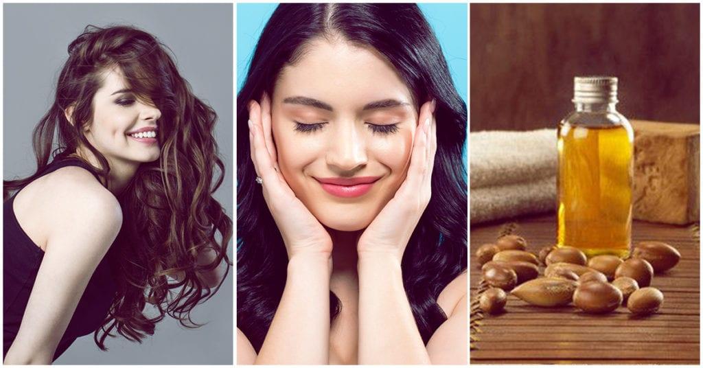 Aceite de argán, beneficios que tiene en tu belleza
