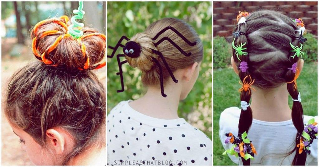 Peinados terroríficos para tus chiquitos; ¡sé la mamá más original!