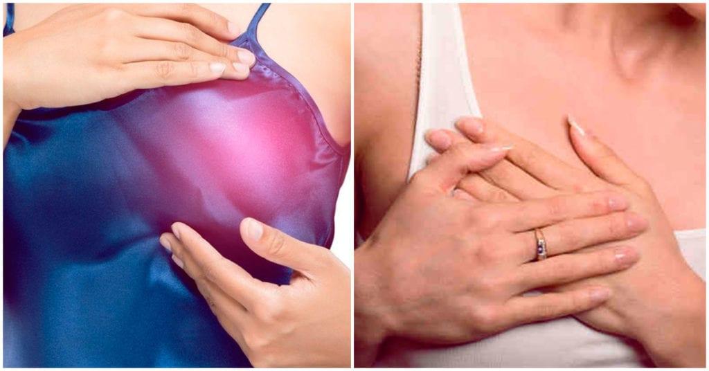 10 señales de alarma que indican cáncer de seno
