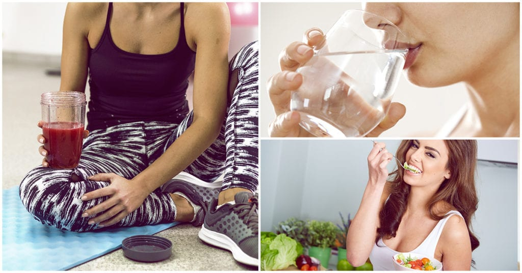 8 cambios en tu alimentación para bajar de peso antes de Año Nuevo