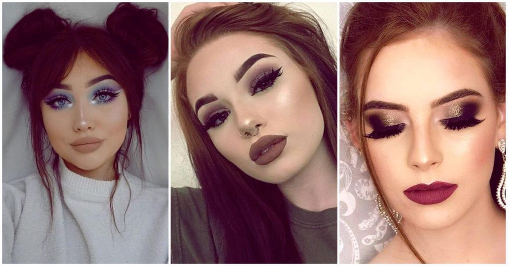 Makeups sencillos para ser la más guapa esta Nochebuena