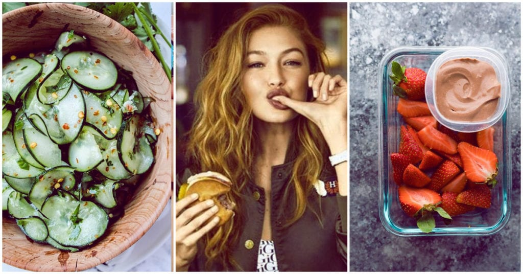 Así evitas quebrar la dieta sin morir de hambre en el intento