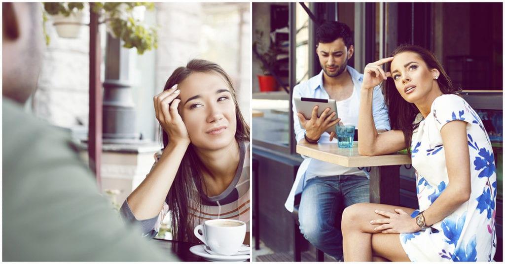 7 cosas que las chicas odiamos en la primera cita; ¿te ha pasado?