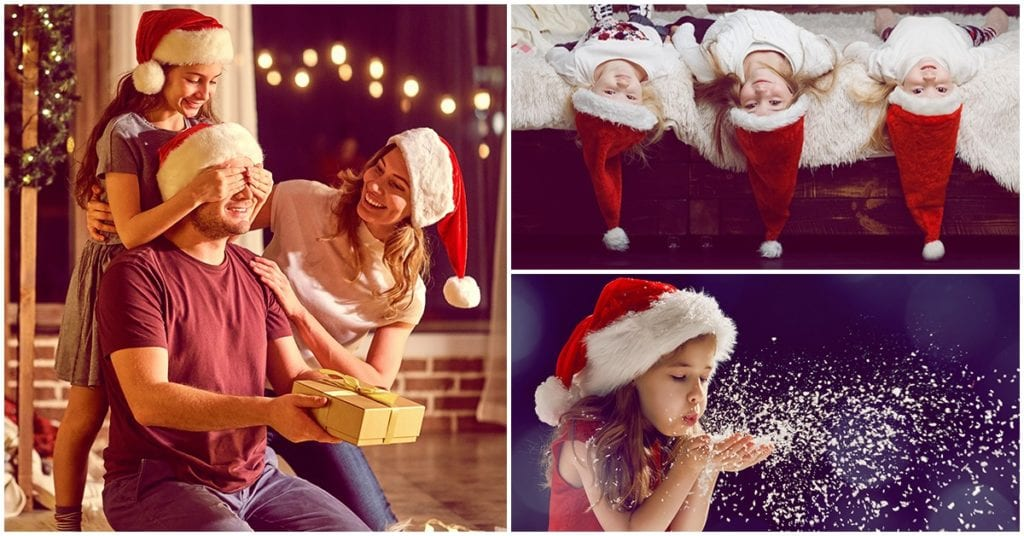 Inculcarle o no a mis hijos el espíritu navideño